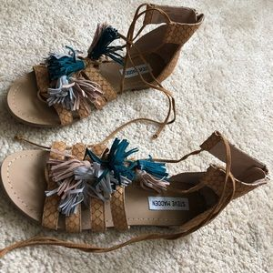 Steve Madden Summer Sandals. Size 9.5